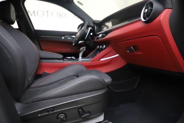 Used 2019 Alfa Romeo Stelvio Quadrifoglio for sale $68,000 at Alfa Romeo of Westport in Westport CT 06880 23