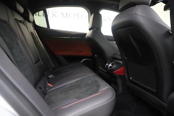 Used 2019 Alfa Romeo Stelvio Quadrifoglio for sale $68,000 at Alfa Romeo of Westport in Westport CT 06880 27