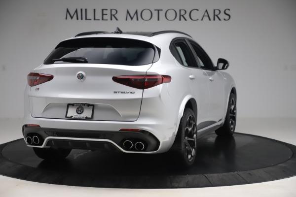 Used 2019 Alfa Romeo Stelvio Quadrifoglio for sale $68,000 at Alfa Romeo of Westport in Westport CT 06880 7