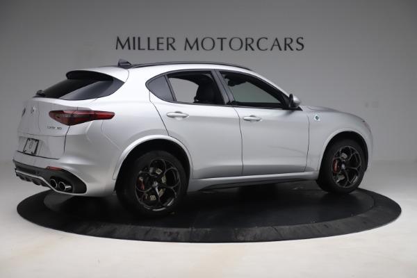 Used 2019 Alfa Romeo Stelvio Quadrifoglio for sale $68,000 at Alfa Romeo of Westport in Westport CT 06880 8