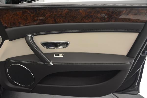 Used 2016 Bentley Flying Spur V8 for sale Sold at Alfa Romeo of Westport in Westport CT 06880 17