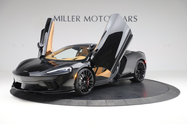 New 2020 McLaren GT Coupe for sale $245,975 at Alfa Romeo of Westport in Westport CT 06880 10