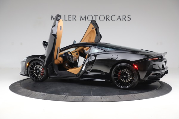 New 2020 McLaren GT Coupe for sale $245,975 at Alfa Romeo of Westport in Westport CT 06880 11