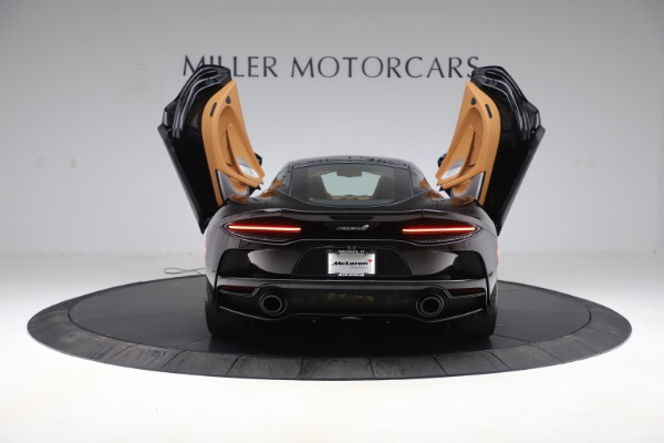 New 2020 McLaren GT Coupe for sale $245,975 at Alfa Romeo of Westport in Westport CT 06880 12
