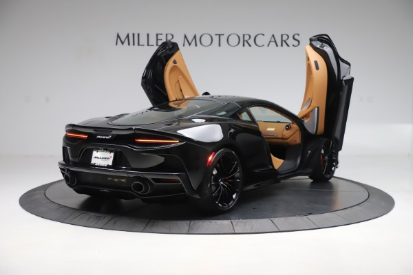 New 2020 McLaren GT Coupe for sale $245,975 at Alfa Romeo of Westport in Westport CT 06880 13