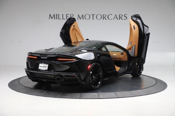 New 2020 McLaren GT Luxe for sale $245,975 at Alfa Romeo of Westport in Westport CT 06880 13