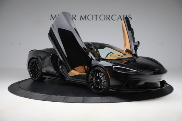 New 2020 McLaren GT Coupe for sale $245,975 at Alfa Romeo of Westport in Westport CT 06880 14