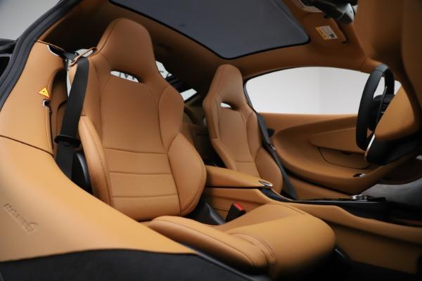 New 2020 McLaren GT Luxe for sale $245,975 at Alfa Romeo of Westport in Westport CT 06880 16
