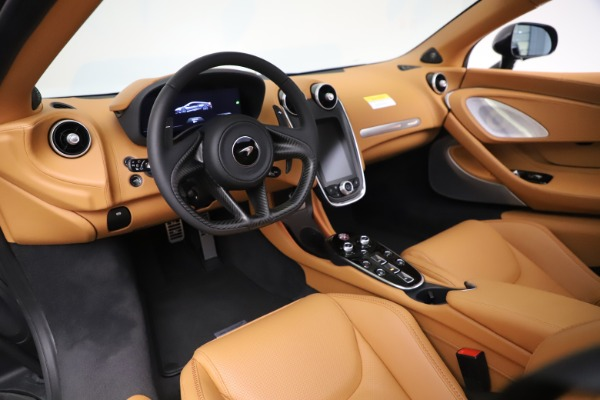New 2020 McLaren GT Coupe for sale $245,975 at Alfa Romeo of Westport in Westport CT 06880 19