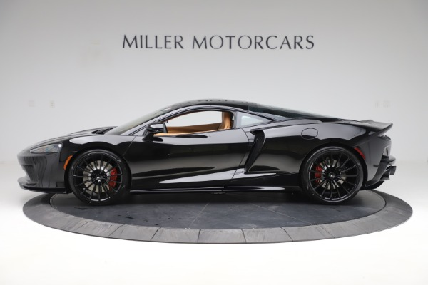 New 2020 McLaren GT Coupe for sale $245,975 at Alfa Romeo of Westport in Westport CT 06880 2
