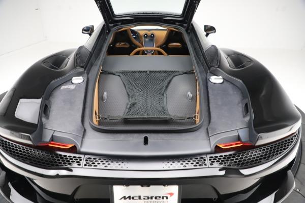 New 2020 McLaren GT Luxe for sale $245,975 at Alfa Romeo of Westport in Westport CT 06880 21