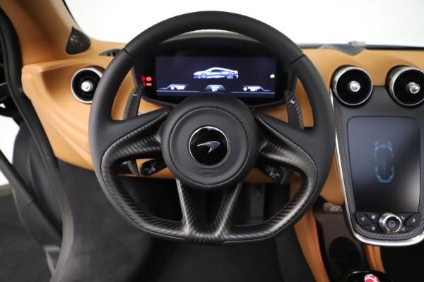 New 2020 McLaren GT Luxe for sale $245,975 at Alfa Romeo of Westport in Westport CT 06880 23