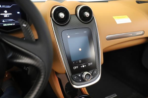 New 2020 McLaren GT Luxe for sale $245,975 at Alfa Romeo of Westport in Westport CT 06880 25
