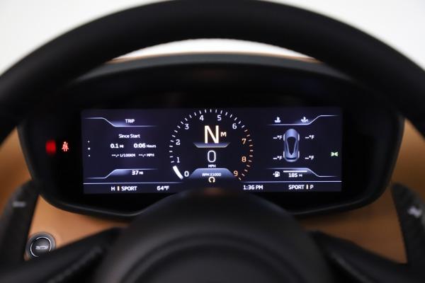 New 2020 McLaren GT Luxe for sale $245,975 at Alfa Romeo of Westport in Westport CT 06880 26