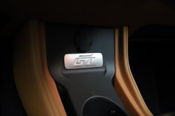 New 2020 McLaren GT Luxe for sale $245,975 at Alfa Romeo of Westport in Westport CT 06880 28