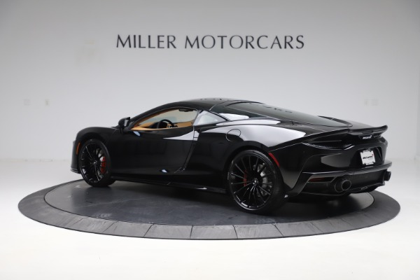 New 2020 McLaren GT Coupe for sale $245,975 at Alfa Romeo of Westport in Westport CT 06880 3