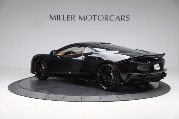 New 2020 McLaren GT Luxe for sale $245,975 at Alfa Romeo of Westport in Westport CT 06880 3
