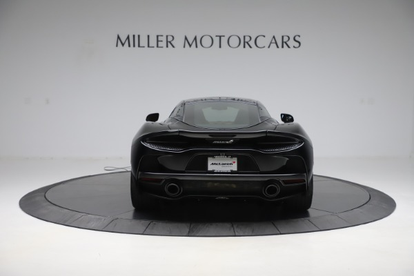 New 2020 McLaren GT Coupe for sale $245,975 at Alfa Romeo of Westport in Westport CT 06880 4