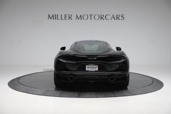 New 2020 McLaren GT Luxe for sale $245,975 at Alfa Romeo of Westport in Westport CT 06880 4