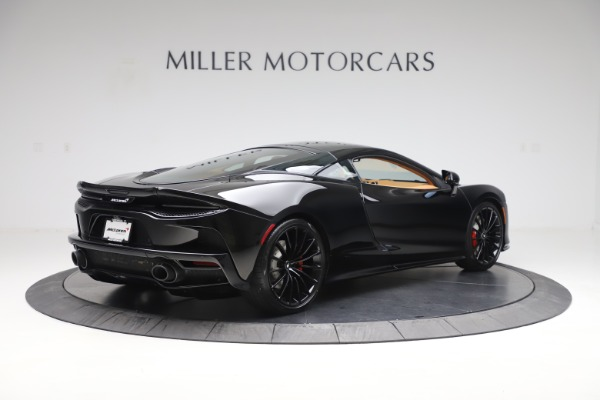 New 2020 McLaren GT Coupe for sale $245,975 at Alfa Romeo of Westport in Westport CT 06880 5