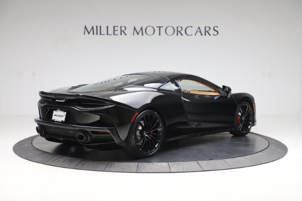 New 2020 McLaren GT Luxe for sale $245,975 at Alfa Romeo of Westport in Westport CT 06880 5
