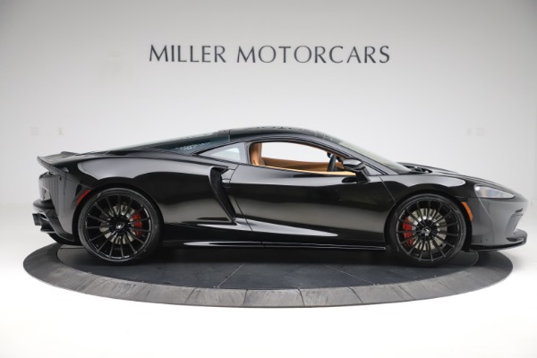 New 2020 McLaren GT Coupe for sale $245,975 at Alfa Romeo of Westport in Westport CT 06880 6