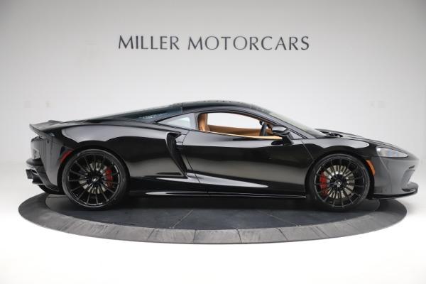 New 2020 McLaren GT Luxe for sale $245,975 at Alfa Romeo of Westport in Westport CT 06880 6