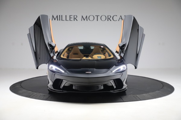 New 2020 McLaren GT Coupe for sale $245,975 at Alfa Romeo of Westport in Westport CT 06880 9