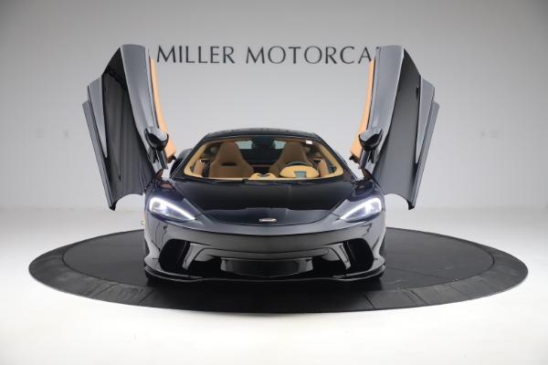 New 2020 McLaren GT Luxe for sale $245,975 at Alfa Romeo of Westport in Westport CT 06880 9