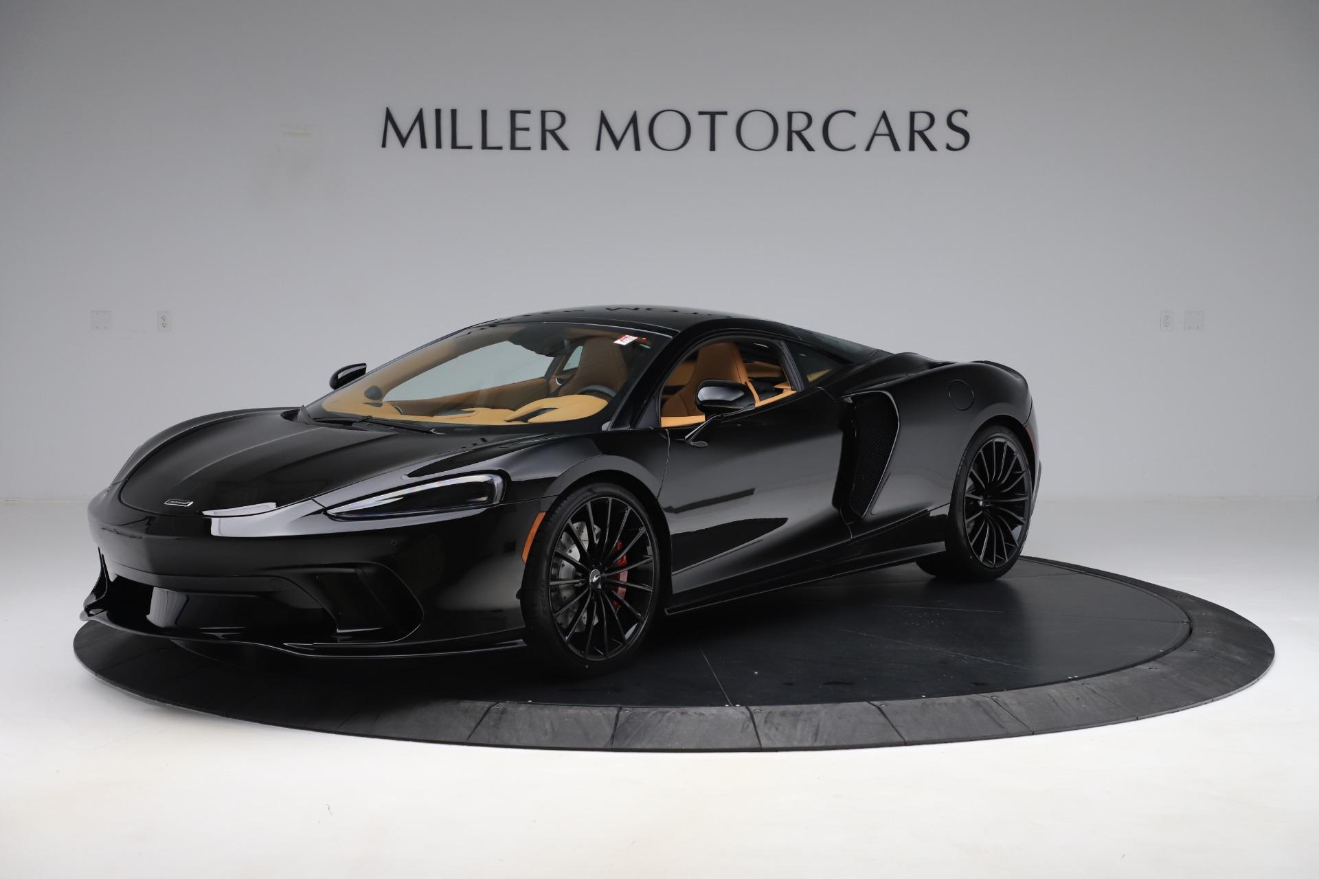 New 2020 McLaren GT Luxe for sale $245,975 at Alfa Romeo of Westport in Westport CT 06880 1