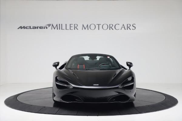 New 2020 McLaren 720S Spider Convertible for sale $383,090 at Alfa Romeo of Westport in Westport CT 06880 11