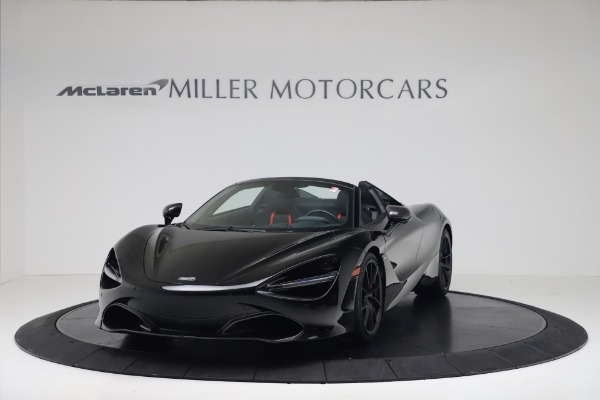 New 2020 McLaren 720S Spider Convertible for sale $383,090 at Alfa Romeo of Westport in Westport CT 06880 12