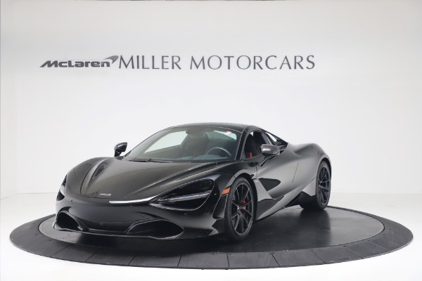 New 2020 McLaren 720S Spider Convertible for sale $383,090 at Alfa Romeo of Westport in Westport CT 06880 13