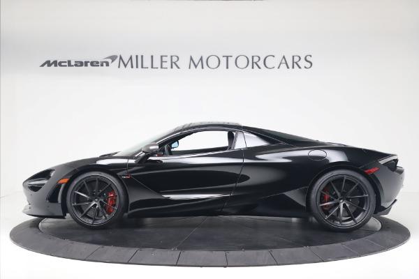 New 2020 McLaren 720S Spider Convertible for sale $383,090 at Alfa Romeo of Westport in Westport CT 06880 14