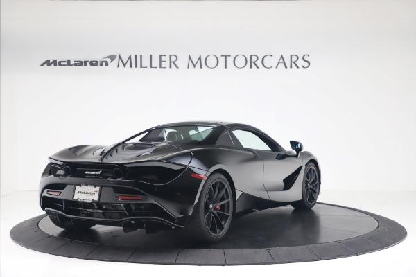 New 2020 McLaren 720S Spider Convertible for sale $383,090 at Alfa Romeo of Westport in Westport CT 06880 16