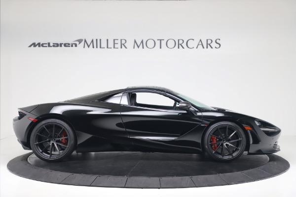 New 2020 McLaren 720S Spider Convertible for sale $383,090 at Alfa Romeo of Westport in Westport CT 06880 17