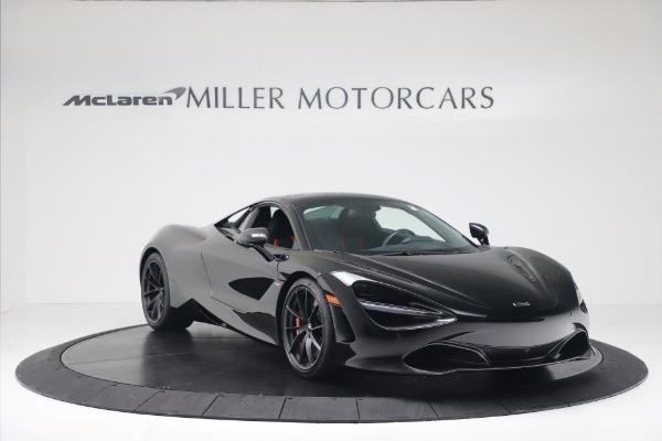 New 2020 McLaren 720S Spider Convertible for sale $383,090 at Alfa Romeo of Westport in Westport CT 06880 18