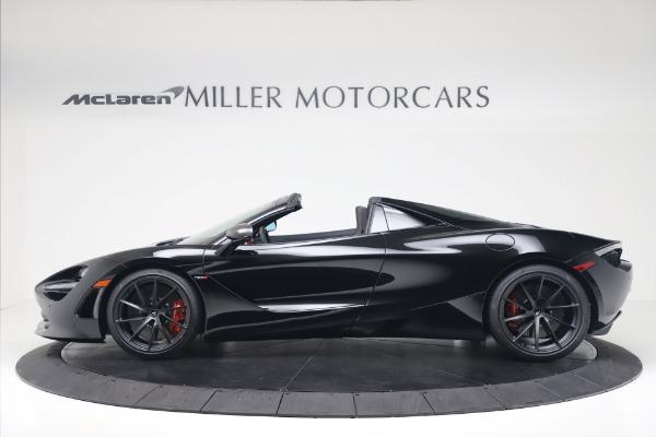 New 2020 McLaren 720S Spider Convertible for sale $383,090 at Alfa Romeo of Westport in Westport CT 06880 2