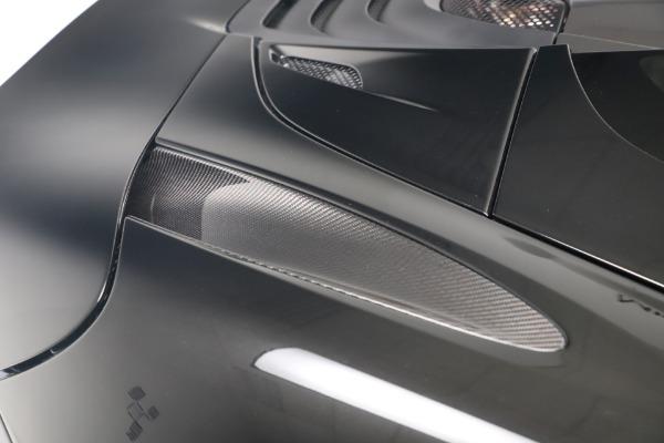 New 2020 McLaren 720S Spider Convertible for sale $383,090 at Alfa Romeo of Westport in Westport CT 06880 21