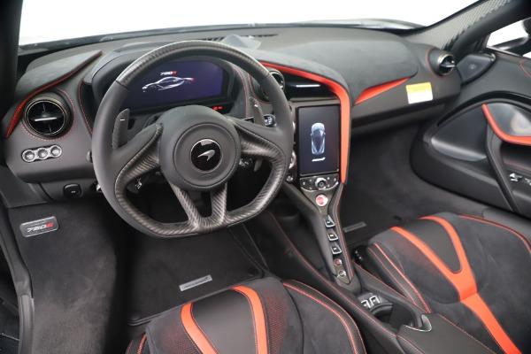 New 2020 McLaren 720S Spider Convertible for sale $383,090 at Alfa Romeo of Westport in Westport CT 06880 23