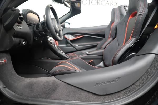 New 2020 McLaren 720S Spider Convertible for sale $383,090 at Alfa Romeo of Westport in Westport CT 06880 24