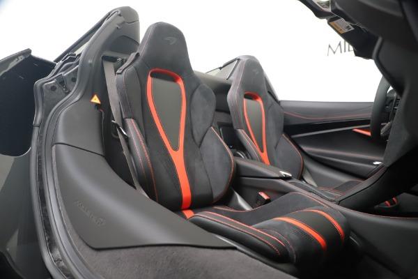 Used 2020 McLaren 720S Spider for sale $334,900 at Alfa Romeo of Westport in Westport CT 06880 28
