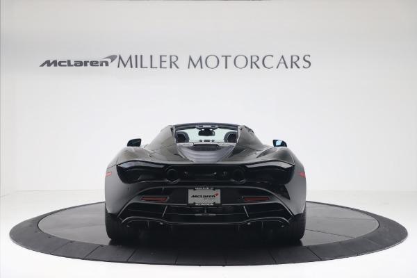 New 2020 McLaren 720S Spider Convertible for sale $383,090 at Alfa Romeo of Westport in Westport CT 06880 5