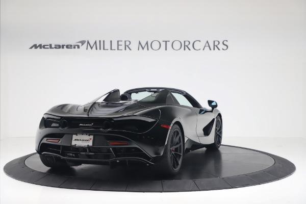 New 2020 McLaren 720S Spider Convertible for sale $383,090 at Alfa Romeo of Westport in Westport CT 06880 6