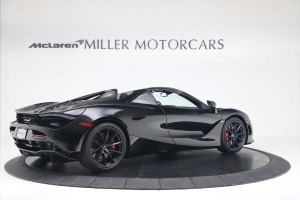 New 2020 McLaren 720S Spider Convertible for sale $383,090 at Alfa Romeo of Westport in Westport CT 06880 7