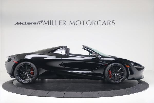 New 2020 McLaren 720S Spider Convertible for sale $383,090 at Alfa Romeo of Westport in Westport CT 06880 8
