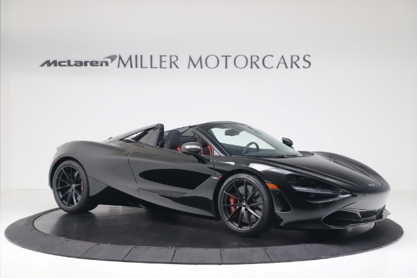 Used 2020 McLaren 720S Spider for sale $334,900 at Alfa Romeo of Westport in Westport CT 06880 9
