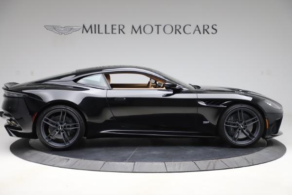 New 2019 Aston Martin DBS Superleggera Coupe for sale $336,406 at Alfa Romeo of Westport in Westport CT 06880 10