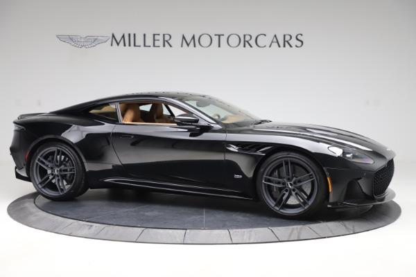 New 2019 Aston Martin DBS Superleggera Coupe for sale $336,406 at Alfa Romeo of Westport in Westport CT 06880 11