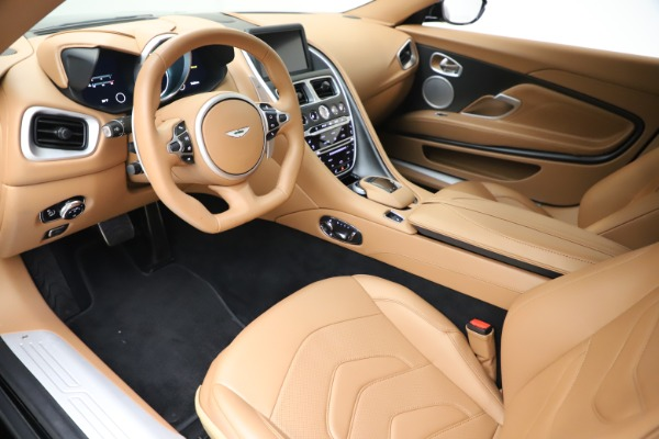 New 2019 Aston Martin DBS Superleggera Coupe for sale $336,406 at Alfa Romeo of Westport in Westport CT 06880 13